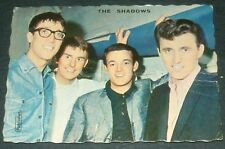 IMAGE PHOTO THE SHADOWS MUSIQUE ANNEES 60 SIXTIES 60's