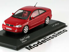 1:43 Minichamps Opel Astra Coupe 2000 red