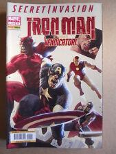 Iron Man & I Potenti Vendicatori n°11 2009 Marvel Panini  [G410]