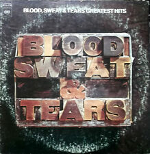BLOOD SWEAT & TEARS GREATEST HITS LP US Columbia PC 31170 Excellent