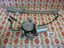 98 99 00 01 NISSAN ALTIMA LEFT/DRIVER FRONT WINDOW REGULATOR W/MOTOR OEM