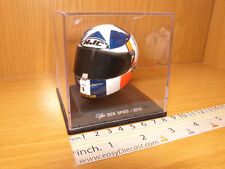 BEN SPIES MOTO-GP HJC HELMET 1/5 2010 #11 MINT!!!