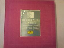 LP BEETHOVEN EDITION 4 String Quartet Quintet 11 LP Set