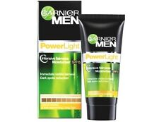 Garnier Power Light Fairness Moisturiser For Men With SPF15 Increases Fairness