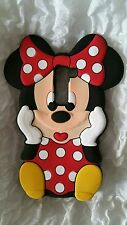ES- PHONECASEONLINE FUNDA SILICONA S MINNIE RED PARA LG G2 MINI