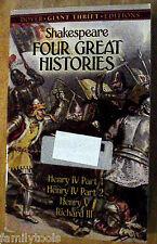 11TH GRADE 11 Literature READER SHAKESPEARE Four Great Histories HOMESCHOOL