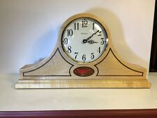 Custom Mantel Clock - Sugar Maple 8 Melody