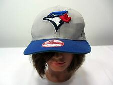 New Era Toronto Blue Jays 9Fifty Men's Snapback Hat Cap Blue/Grey