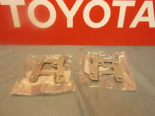 89-04 Toyota 4Runner pickup Tacoma T100 Radio Brackets Genuine OEM Set of 2