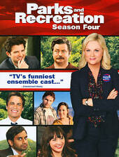 Parks and Recreation: Season 4 [DVD] (2012) *New DVD*