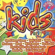DJ's Choice Kids Party Fun, Various Artists, New