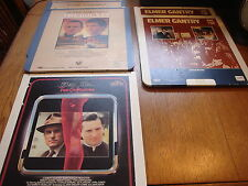 CED Lot of 5 Video Discs  Movies