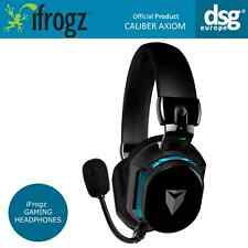 iFrogz Caliber Axiom - Gaming PC Console Headset Over-Ear Headphones with Mic
