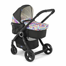 Chicco Stroller/Pushchair Urban Plus  3 in 1 Itty Bitty City