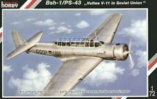 SPECIAL Hobby 1/72 bsh-1/ps-43 VULTEE v-11 IN UNIONE SOVIETICA # 72125