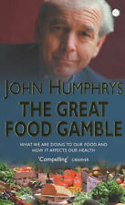 The Great Food Gamble, John Humphrys, Good Book