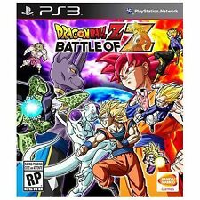 Dragon Ball Z: Battle of Z (Sony PlayStation 3, 2014)
