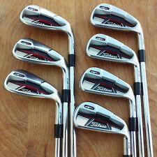 Titleist AP1 710 Iron Set 4-PW, Regular Flex Steel Project X 5.0 Rifle Precision