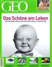 GEO Magazin, Heft Oktober 10/2008: Schönheit +++ wie neu +++