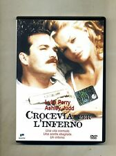 CROCEVIA PER L'INFERNO # Edizioni Master - Spelling Films Int. DVD-Video 1996