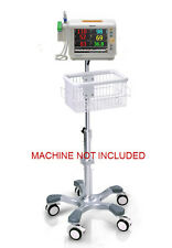 Rolling stand for Philips SureSigns VM4/6/8 and VS3 /VS4/VSV monitor(big wheel)
