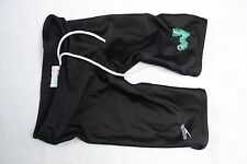 Speedo XS Young Mens / Boys Swim Jammer Nylon Spandex Black wvwvwv559