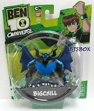BEN 10 Omniverse BIG CHILL Action Figure #32617 Rare New Toy