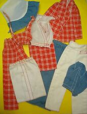 Vtg Barbie Best Buy 70s Doll Clothes Lot SWEET 16 SEARS EXCLUSIVE Set 1974 NC #1
