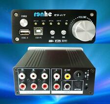 5.1CH Audio System-B,DTS/AC-3 Optical COAXIAL to Analog Audio Gear Sound Decoder
