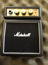 MS 2 Mini Electric Guitar Amp by Marshall FROM Cadno Music FREE DELIVERY