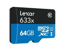 64GB High-Speed Class 633 Memory Card  For GoPro Hereo 2 3 4 5 Digital Camcorder