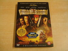 2-DISC SPECIAL ED.DVD / PIRATES DES CARAIBES - LA MALEDICTION DU BLACK PEARL