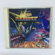 SUPER DARIUS II Complete NEC PC Engine Super CD-ROM Japan Jpn