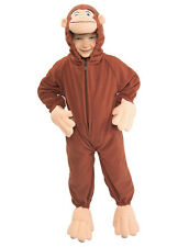Toddler Curious George Costume Rubies 885500