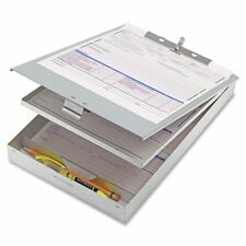 OIC Aluminum Double-Storage Clipboard  - OIC83207