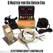 Q Master Temperature Controller XL Big Green Egg Fan XL BGE B-L electronic temp
