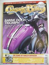 Classic Bike Magazine. January, 2003.  100 Years of Harley Davidson.