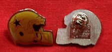 Lot Of 160 Dallas Cowboys NFL Helmet Lapel Pin Tie Tac Hat Pin