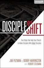 Exponential: Discipleshift : Five Steps That Help Your Church to Make Disciples