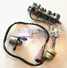 RE4F04A SOLENOID GROUP TCC SHIFT EPC TEMP SENSOR RE4FO4A TRANSMISSION  MAZDA