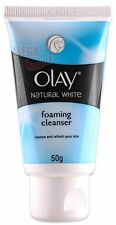 Olay NATURAL WHITE Facial Foaming Cleanser Refresh Your Skin Cleanses 50g.