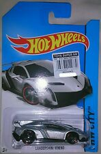 Hot Wheels | Lamborghini Veneno (Gray)