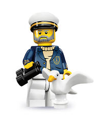 LEGO 71001 SERIES 10 MINIFIGURES SEA CAPTAIN POLYBAG MISB SEALED NEW