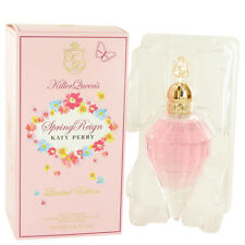 Katy Perry KILLER QUEENS SPRING REIGN 3.4 oz 100 ml Perfume Eau De Parfum Spray