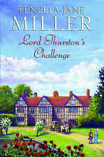 Lord Thurston's Challenge, Fenella-Jane Miller, New Book