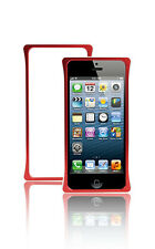 Lavoic Apple iPhone 5 5S Outline Edge Aluminum Case - Red by LavoicUSA
