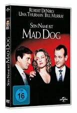 Sein Name ist Mad Dog - Robert De Niro Uma Thurman Bill Murray - DVD OVP NEU