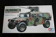 XD026 TAMIYA 1/35 maquette véhicule 35143 1200 Hummer with M242 Bushmaster