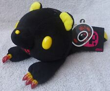 Official Chax GP TAITO Gloomy Bear Laying Black Soft Plush Toy Japan Kawaii 10""