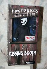 "LIVING DEAD DOLLS KISS OF DEATH HORROR GOTHIC DOLL 10"" TALL MEZCO NEW 2014"